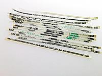Shredded banknote