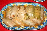 Polish cabbage rolls