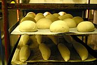 A Variety of Bread Buns