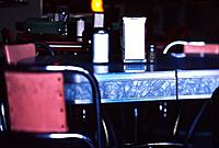 Tables and Chairs at Diner (thumbnail)