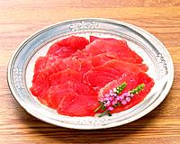 Sashimi, High Angle View