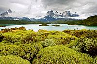 Storm over Lago Pehoe, Torres del Paine NP, Chile