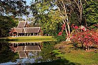 Thailand, Chiang Rai Province, Rai Mae Fa Luang Cultural Foundation