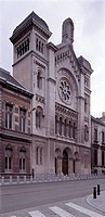 Liege, Synagogue, Rue Leon Frederic 19