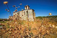 Ermita del Espiritu Santo, Alcántara. Cáceres. Extremadura. Spain.