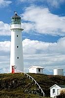 Cape Egmont Lighthouse, Taranaki, North Island, New Zealand