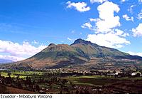 Ecuador _ Imbabura Volcano