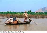 Cambodia _ Siem Reap _ Lake Tonle Sap