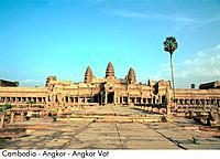 Cambodia _ Angkor _ Angkor Vat
