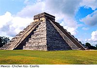Mexico _ Chichen Itza _ Castillo