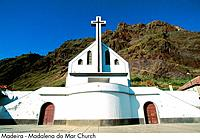Portugal _ Madeira _ Madalena do Mar Church