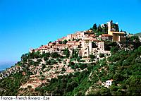France _ French Riviera _ Eze