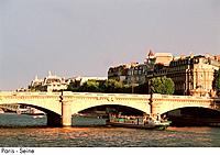 Paris _ Seine