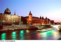 Paris _ Conciergerie