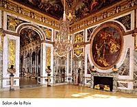 Palace of Versailles _ Salon de la Paix