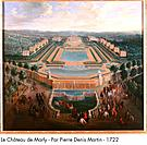 Palace of Versailles _ Le Chateau de Marly _ Par Pierre Denis Martin _ 1722