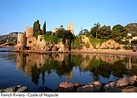 French Riviera _ Castle of Napaule