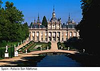 Spain _ San Ildefonso Palace Spain