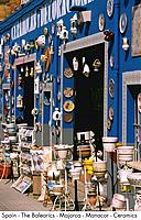 Spain _ The Balearics _ Majorca _ Manacor _ Ceramics Spain