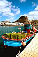Spain _ Canary Islands _ Great Canary _ Agaete _ Puerto de las Nieves
