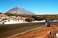 Spain _ Canary Islands _ Tenerife _ Reide  3718 m