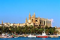 Spain _ The Balearics _ Majorca _ Palma