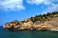 Spain _ The Balearics _ Majorca _ Cala de Deta
