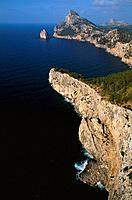 Spain _ The Balearics _ Majorca _ Formentor Cape