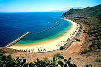 Spain _ Canary Islands _ Tenerife _ Playa de las Toresitas