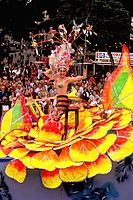 Spain _ Canary Islands _ Tenerife _ Carnival