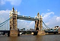 Great Britain _ London _ Tower Bridge