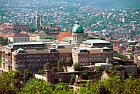Hungary _ Buda _ Royal Castle