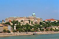 Hungary _ Buda _ The Royal Castle