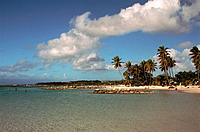 French Caribbean _ Caribbean Islands _ Guadeloupe _ St Anne