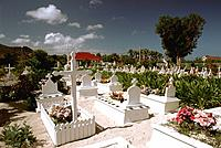 French Caribbean _ Caribbean Islands _ Saint Barthelemy _ Lorient _ Graveyard