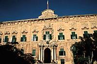 Malta _ La Valette _ Castille Inn