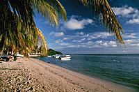French Caribbean _ Caribbean Islands _ Marie Galante _ Grand Bourg Beach