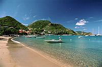 French Caribbean _ Caribbean Islands _ Les Saintes _ Terre de Haut _ Little Cove