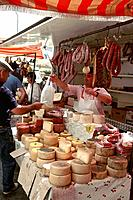 Italy _ Sardinia _ Market