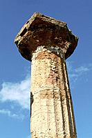 Italy _ Sicily _ Agrigente _ Hercules Temple