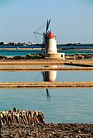 Italy _ Sicily _ Marsala _ Salt Marsh