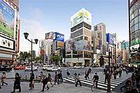 Harumi Avenue, Ginza District, Tokyo, Japan, Asia
