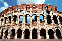 Italy _ Latium _ Roma _ The Coliseum
