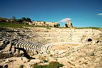 Italy _ Sicily _ Syracuse _ Greek Theatre