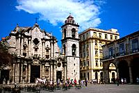 Cuba _ The Havana _ Cathedral Place