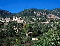 Valldemossa, Mallorca, Balearic Islands, Spain
