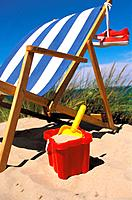 Beach _ Bucket _ Chaise Longue