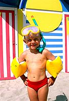 Beach _ Young Boy