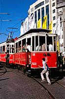 Turkey _ Istanbul _ Tramway