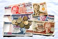 Turkey _ Istanbul _ Turkish Money _ The Lira